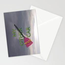 Wilde Broom Knot Stationery Cards