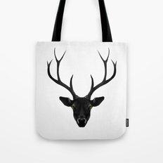 The Black Deer Tote Bag