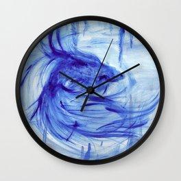 Artic Betta Wall Clock