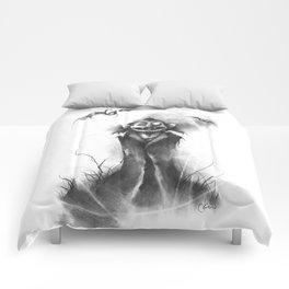 The Count von Count Comforters