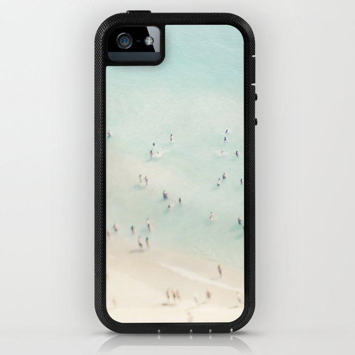 beach summer fun iPhone Case