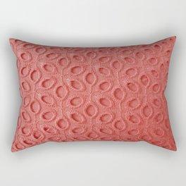 Flora Print Rectangular Pillow