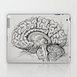 Brain Laptop & iPad Skin