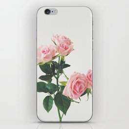 Spring Roses iPhone Skin