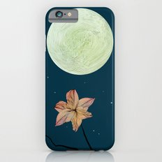 Moonlit Flower iPhone 6s Slim Case