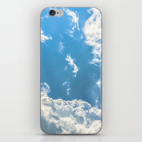 Floating on Air iPhone & iPod Skin