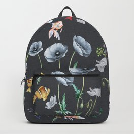 Fishes & Garden Backpack