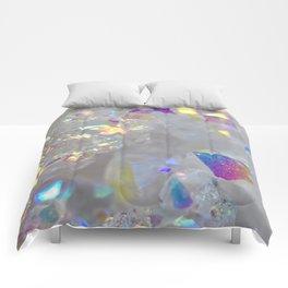 Aurora Borealis Crystals Comforters