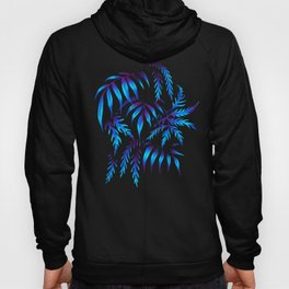 Brooklyn Forest - Blue Hoody