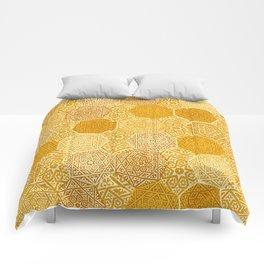 Saffron Souk Comforters