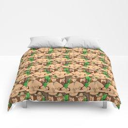 Cowboy Love Comforters
