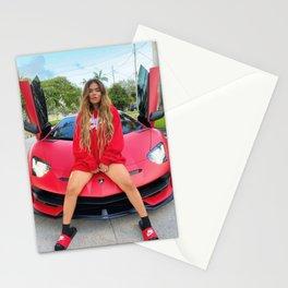 Karol g  Stationery Cards
