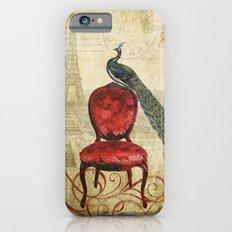 Peacock in Paris Slim Case iPhone 6s