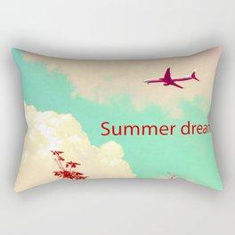 Summer dreams 01 Rectangular Pillow