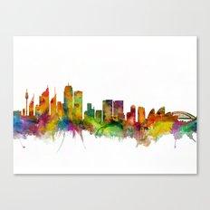 Sydney Australia Skyline Canvas Print
