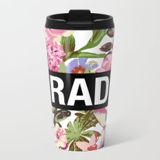 RAD Metal Travel Mug