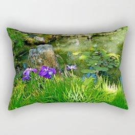SF Japanese Tea Garden Study 4 Rectangular Pillow
