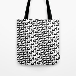 The Sign of the Swan Tote Bag