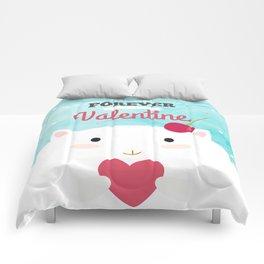 Baby Valentine Comforters
