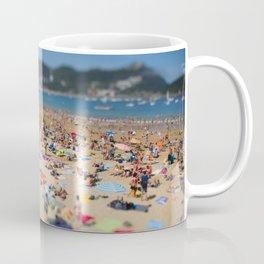 Colorful beach. Coffee Mug