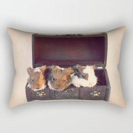 Chest Full Of Treasures Rectangular Pillow