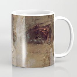 The Magic Circle, John William Waterhouse Coffee Mug