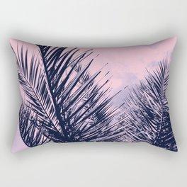 Summer Palms - Cali Vibes #2 #tropical #decor #art #society6 Rectangular Pillow