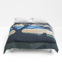 Love of the Land Comforters