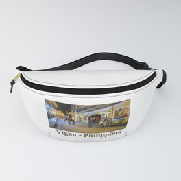 Vigan Philippines Fanny Pack