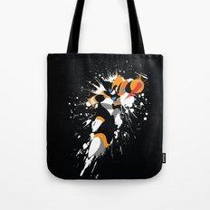 Bass/Forte Splattery Explosion Tote Bag