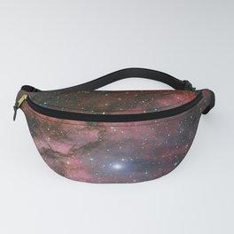 The Carina Nebula, Wolf–Rayet star WR 22 Fanny Pack