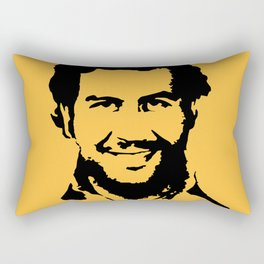 Pablo Escobar Rectangular Pillow
