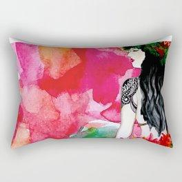 Polynesia Rectangular Pillow