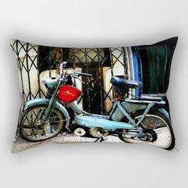 motorscooter Rectangular Pillow