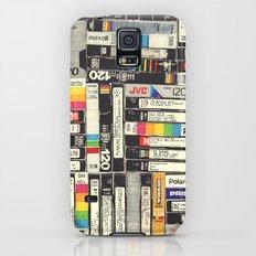 VHS Slim Case Galaxy S5