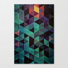 dyyp tyyl Canvas Print