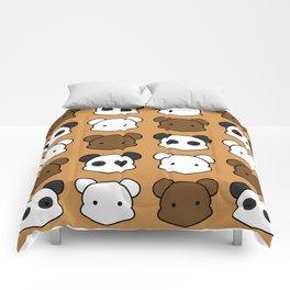Three Little Bears Comforters