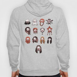 Just Dwarves Hoody