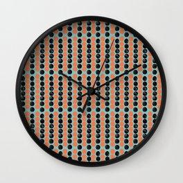 MEDIUM DOTS Wall Clock