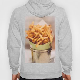 Fries in French Quarter, New Orleans Hoody