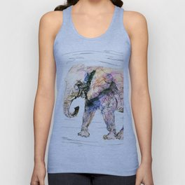elephant queen - the whole truth Unisex Tank Top