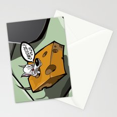 Cheese FTW!! Stationery Cards