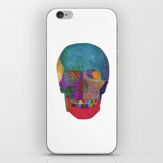 Memento color iPhone & iPod Skin