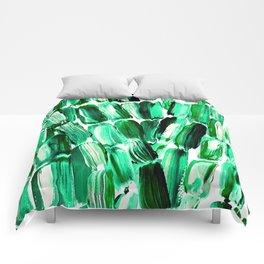 Green Sugarcane, Unripe Comforters