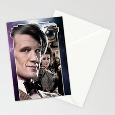 Doctor Who -11th Doctor Stationery Cards