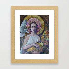 Abubdance Framed Art Print