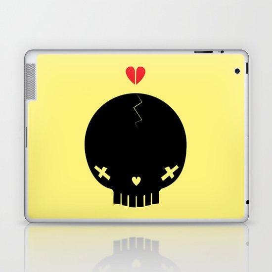 HEART BREAKER - ed. fact Laptop & iPad Skin