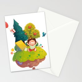Animal Crossing NH - Happy Camper Stationery Cards