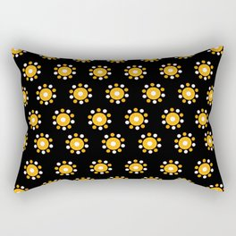 Knights Black and Gold - UCF Tailgate Rectangular Pillow
