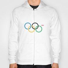 Olympic Games Rings Hoody